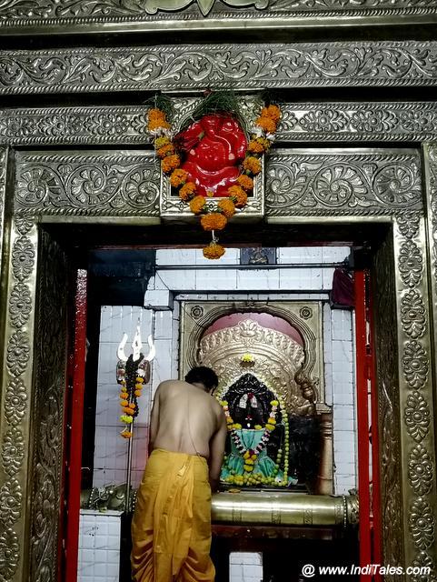 कोल्हापुर का प्राचीन महाकाली मंदिर