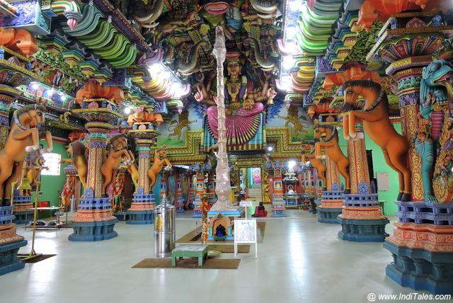 प्राचीन भद्रकाली मंदिर - त्रिंकोमाली के दर्शनीय स्थल