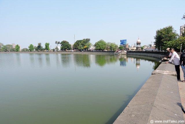 कोल्हापुर का रंकाला तालाब
