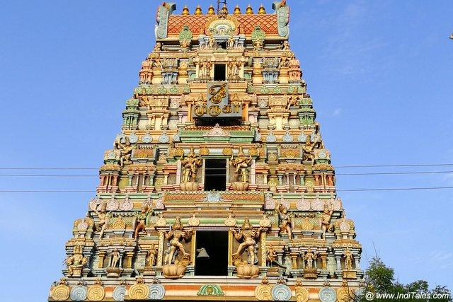 कुमार कोट्टम मंदिर - कांचीपुरम