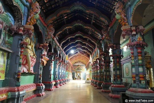 नागुलेश्वर मंदिर - कीरिमलाई जाफना श्री लंका