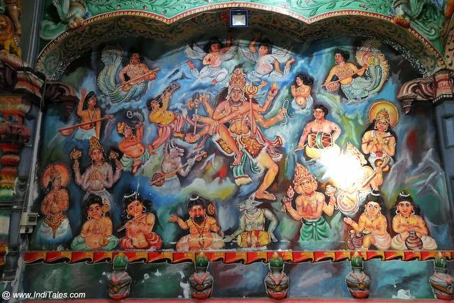 शिव तांडव - नागुलेश्वर मंदिर कीरिमलाई