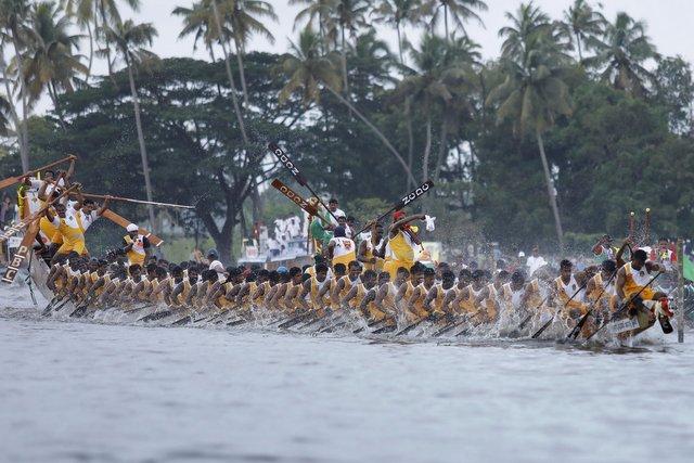 अल्लेप्पी की नौका दौड़