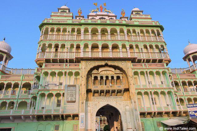 Rani Sati Temple - Jhunjhunu