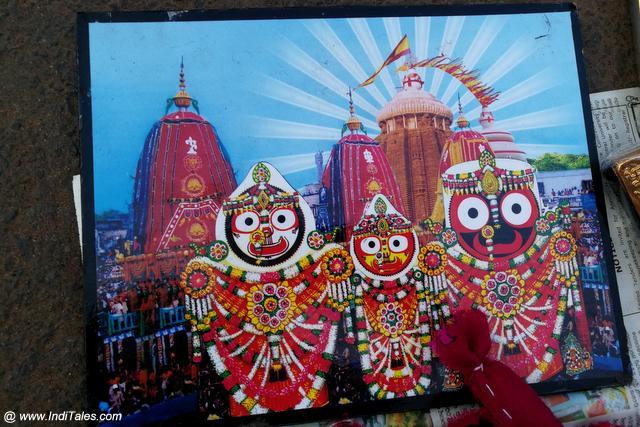 Jagannath Subhadra and Balabhadra