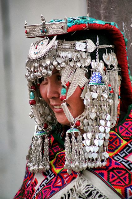 Silver jewelry from Himachal
