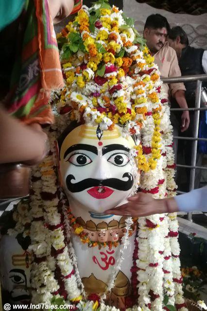 Bhuteshwar Mahadev Temple at Mathura