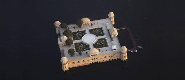 Jal Mahal Architechture