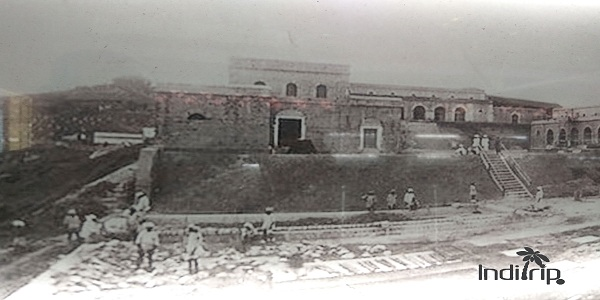The Historical view of Cellular Jail