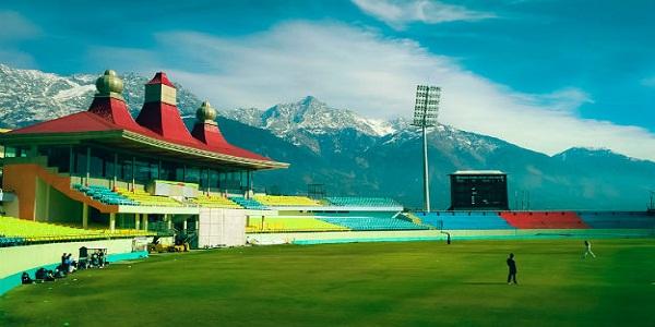 The famous cricket stadium.