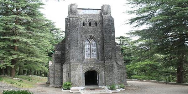 The Old St. John church.