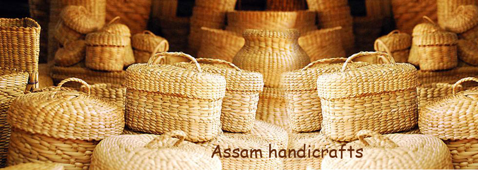 Assam Handicraft - Assam - Inditrip