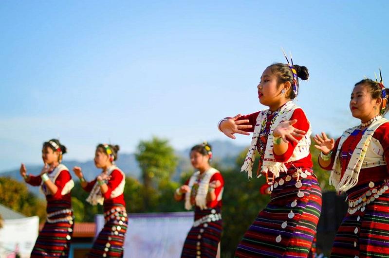 Pangsau Pass Festival of arunachal pradesh
