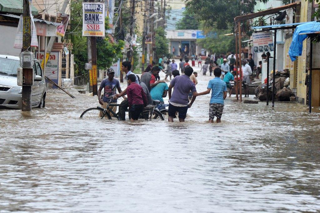 Climate of Telangana