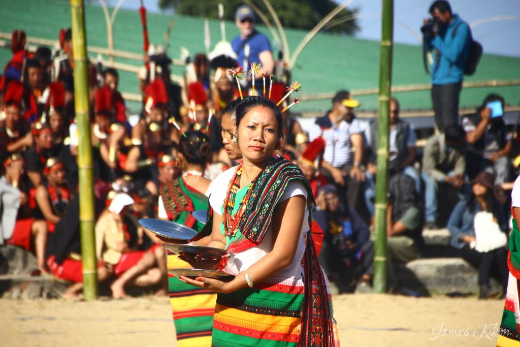 Kachari Tribe of Nagaland