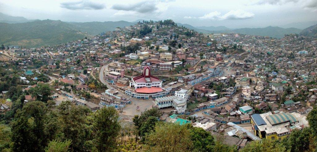 Mokokchung Nagaland