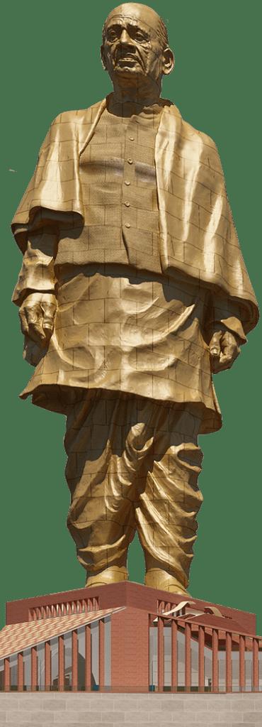 Statue of Unity- Vallabhbhai Patel