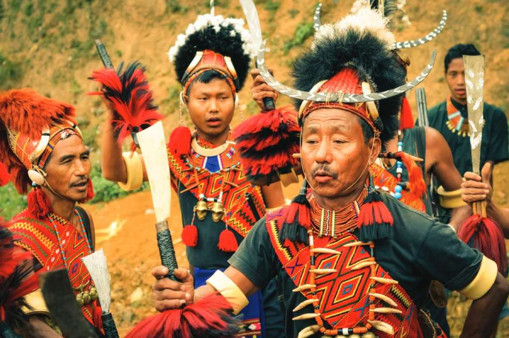 Tribes of Nagaland