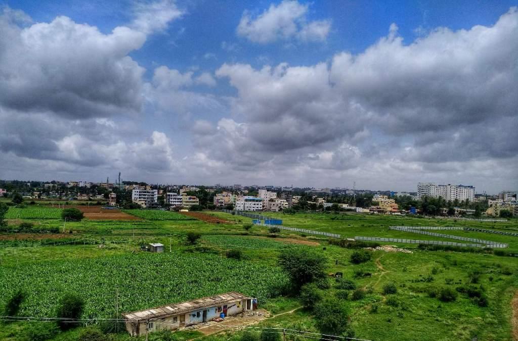 Climate at Bangalore