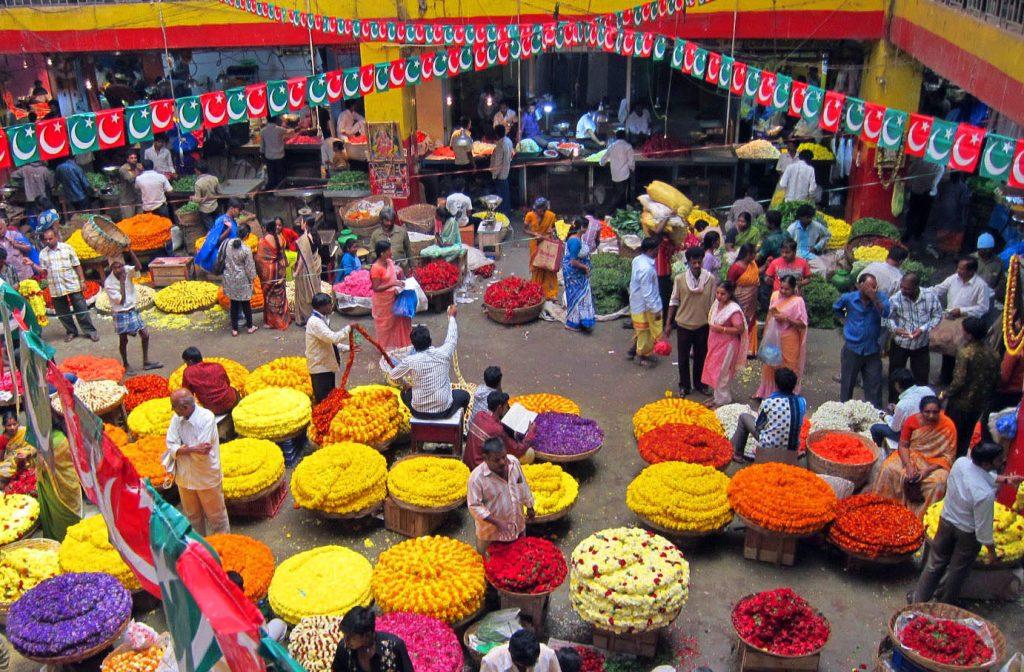 Shopping at Bangalore