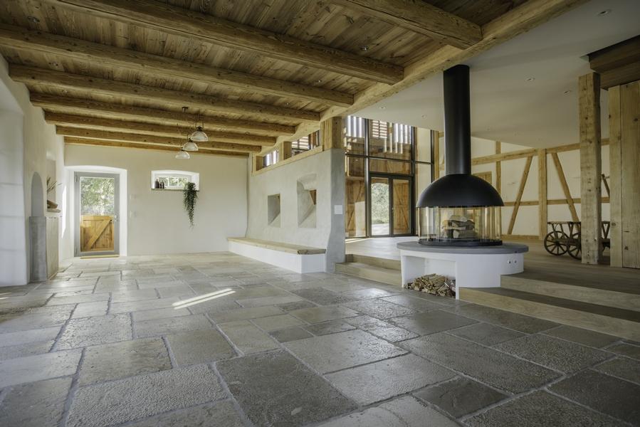 Ausbau Scheune in Oetwil am See  Umbauten  Individualbau