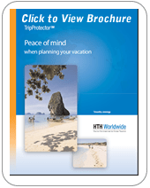 HTH TravelGap Brochure