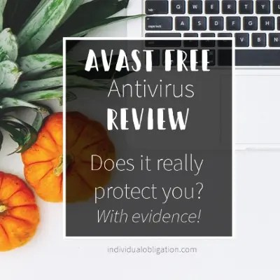 Avast Free Antivirus Review - See the evidence to decide for yourself!