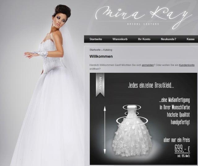 Shop Für Maßgeschneiderte Brautkleider Offline Individuelle Mode