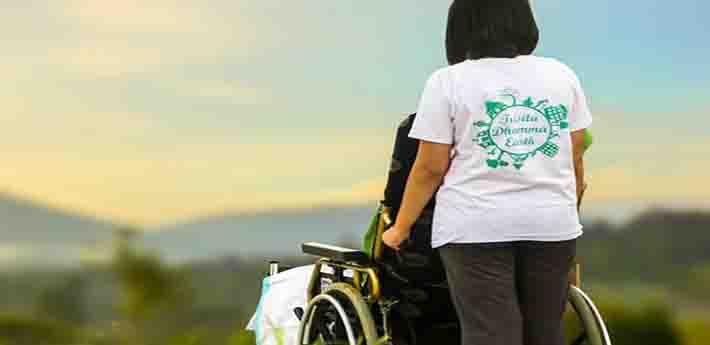 장애인 여행 도우미 사이트