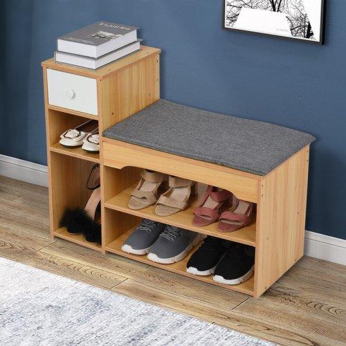 Lemari Rak Sepatu Bench
