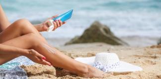 Beauty and the beach: skin and hair tips before, at, and after the beach