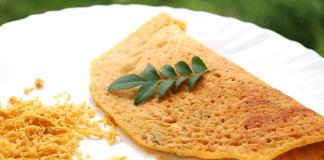 Little Millet (Samai rice) Adai Recipe by Shanthi Seshadari