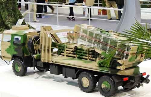 WS-22A modular GMLRS