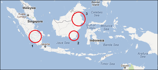 Coal Production in Indonesia