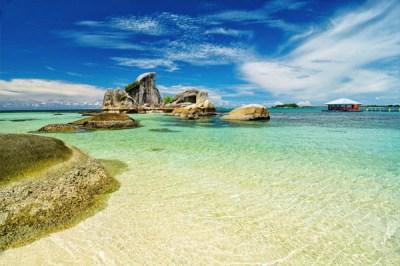 An Unforgettable Vacation in Burung Mandi Beach