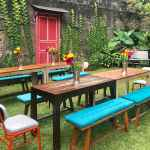 15 Garden Themed Restaurants In Jakarta That Will Soothe Your Eyes Indonesia Travel