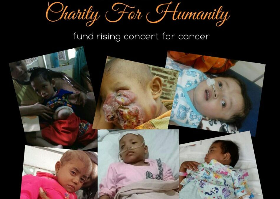 Living With Love Selenggarakan Charity For Humanity Berupa Concert fo Cancer