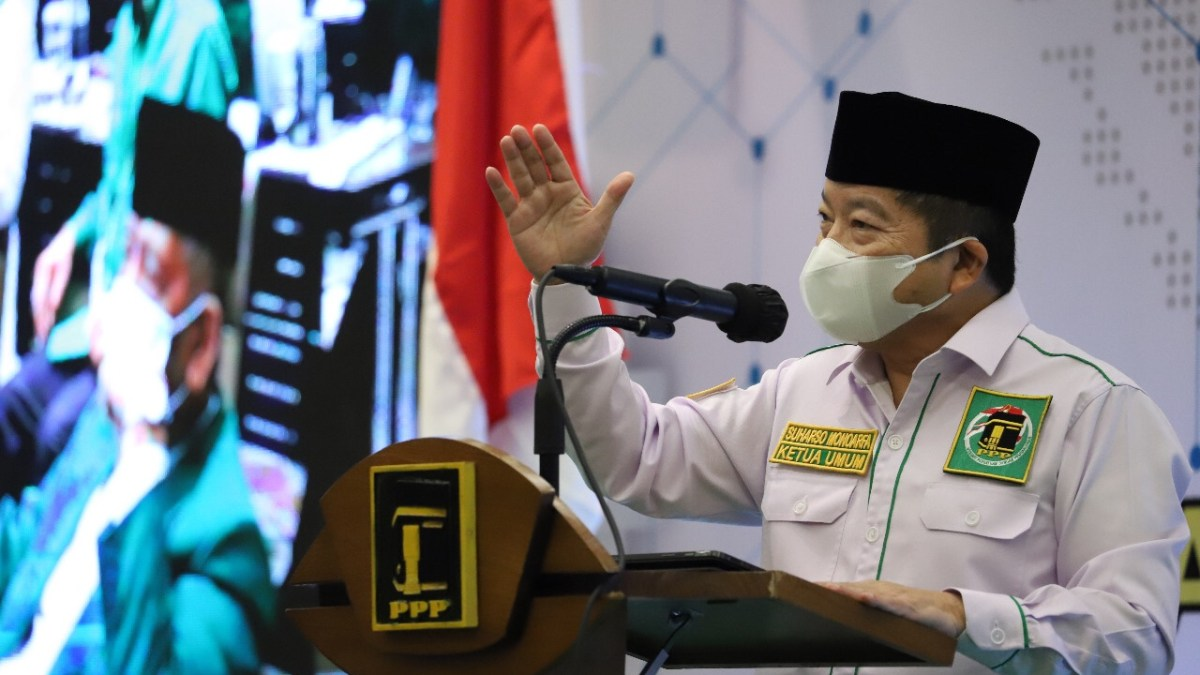 Chairman Suharso: PPP's Strategy for 2024