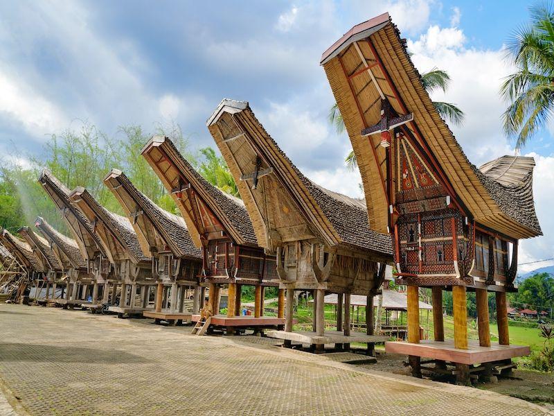 Los Tana Toraja  Indonesia en tus Manos