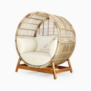 Orza Daybed - Outdoor Rattan Garden Patio Furniture