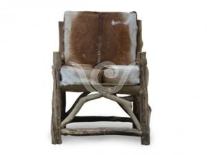 Java Goat Leather Sofa 1 Seater