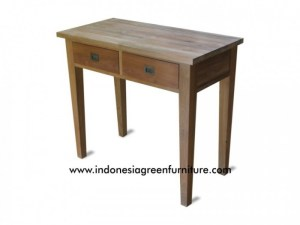 Napoleon Console Table reclaimed teak