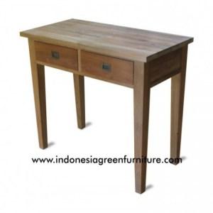 Napoleon Console Table reclaimed teak