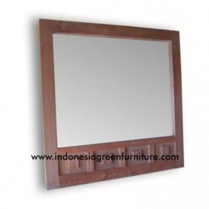 Napoleon Mirror Reclaimed Teak