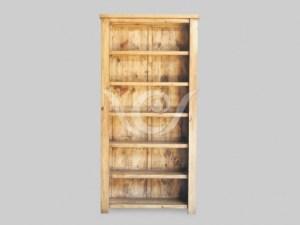 Papua Bookcase Reclaimed Teak