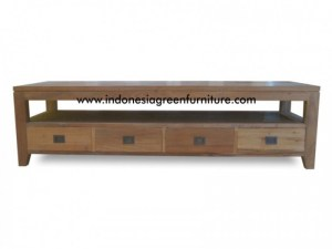 Samsam TV Cabinet 4 Drawer