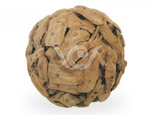 Sliced Teak Root Ball