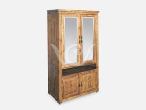 Venus Display Cabinet Reclaimed Teak