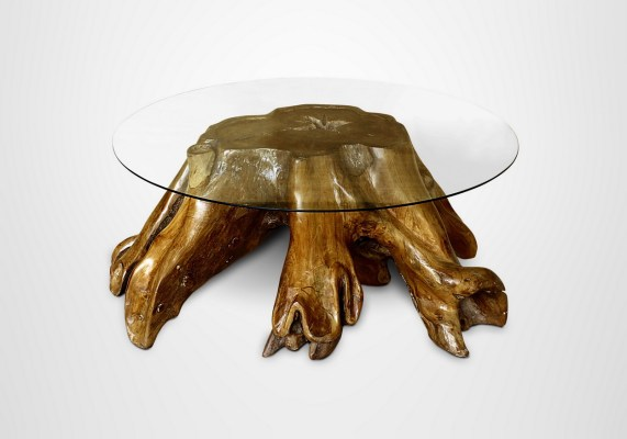 Some Coffee Table Designs are Made of Reclaimed Wood for You