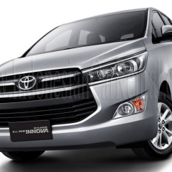 All New Innova Venturer 2017 Harga Camry 2018 Indonesia Rental Inova Yogyakarta Jogja Car Tour And Travel